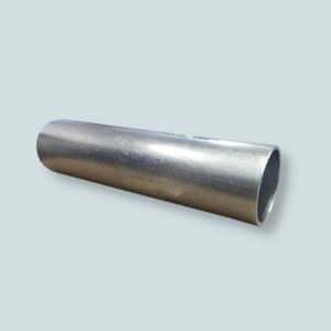 Rura stalowa służąca do montażu instalacji rurociągowej.