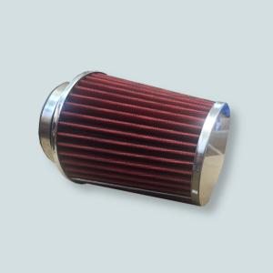 Zabezpieczający filtr zaworu dosysającego