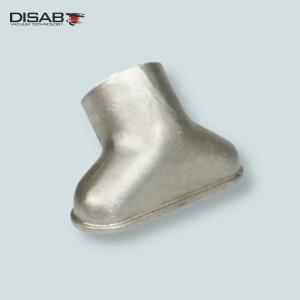 Ssawa siluminowa do odkurzania płaskich powierzchni z możliwością zdrapywania zbrylonych pyłów Disab