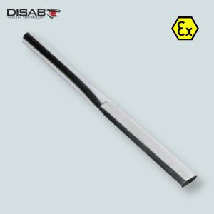 Długa ssawa szczelinowa stalowa do odkurzania trudno dostępnych miejsc firmy Disab