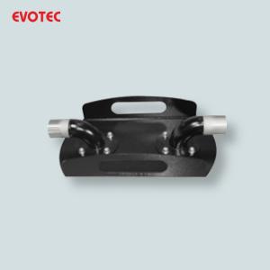 Zestaw montażowy do separatora wstępnego beczkowego firmy Evo Products