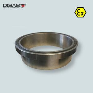 Złącze do spawania do przystosowania rurociągu do połączeń Disaflow firmy Disab