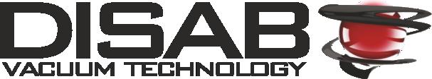 Logo Disab - firmy podukującej odkurzacze przemysłowe