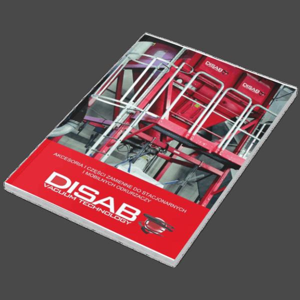 katalog akcesoriów i części zamiennych do stacjonarnych i mobilnych odkurzaczy disab
