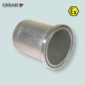 Końcówka wężą system Disaflow firmy Disab