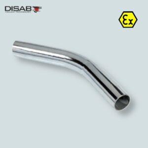 Przedłużenie prostej rury ssawnej firmy Disab